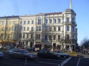 Geschäftshaus in Berlin-Kreuzberg