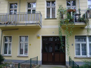 Mietshaus in Berlin-Pankow