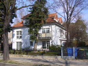 Stadtvilla in Berlin-Pankow