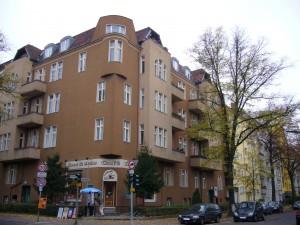 Mietshaus in Berlin-Mariendorf