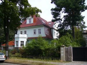 Villa in Berlin-Schlachtensee