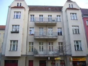 Mietshaus in Berlin-Lichtenberg